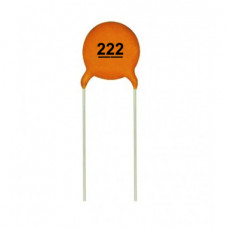 0.0022uF - (222) Ceramic Capacitor - 5 Pieces pack