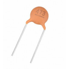 0.047uF - (473) Ceramic Capacitor - 5 Pieces pack