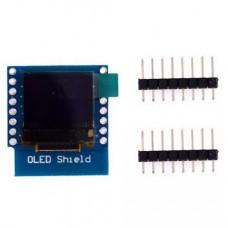 0.66 Inch OLED Module IIC/I2C for D1 MINI