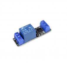 1 Channel 12V Relay Module with Optocoupler