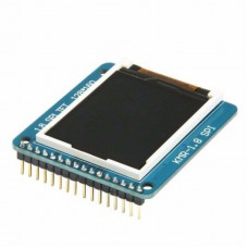 1.8 Inch SPI 128x160 TFT LCD Display Module With PCB for Arduino