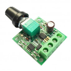1.8V-12V 2A DC Motor PWM Speed Regulator