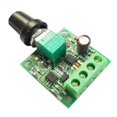 1.8V-12V 2A DC Motor PWM Speed Regulator