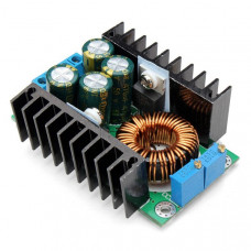 300W 10A DC-DC Step-down Buck Converter Adjustable Constant Voltage Module
