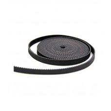 10M GT2 Width 6mm Black Open Timing Belt For 3D Printer