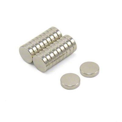 10mm x 2.5mm (10x2.5 mm) Neodymium Disc Strong Magnet