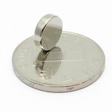 10mm x 3mm (10x3 mm) Neodymium Disc Strong Magnet