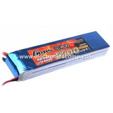 11.1V 5500mAH Lithium Polymer (Li-Po) Battery