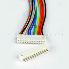 12 Pin RMC - Polarized Header Wire/Cable  - Relimate Connector