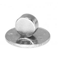 12mm x 6mm (12x6 mm) Neodymium Disc Strong Magnet