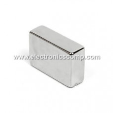 12mm x 9mm x 6mm - Neodymium Rectangular Strong Magnet