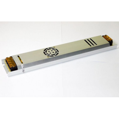 12V 25A Ultra Slim SMPS - 300W - DC Metal Power Supply