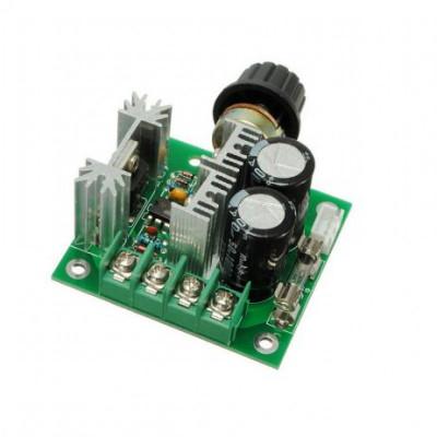 12V-40V 10A DC Motor PWM Speed Control Switch Governor