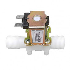 12V DC 1/2 inch Electric Solenoid Water Air Valve Switch (Normally Closed)