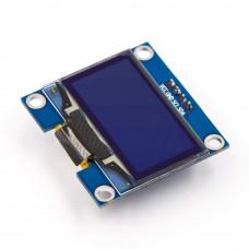 1.3 Inch I2C IIC 128x64 OLED Display Module 4 Pin - Blue