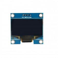 1.3 Inch I2C IIC 128x64 OLED Display Module 4 Pin - White