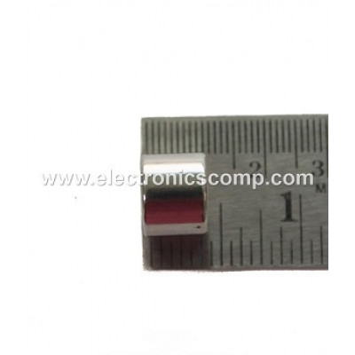 13mm x 10mm - Neodymium Cylindrical shaped Strong Magnet