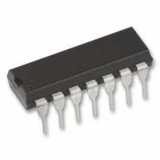 74LS00 IC - Quad 2 Input NAND Gate IC (7400 IC)