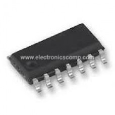 CD4013 IC - (SMD Package) - Dual D Type Flip-Flop IC