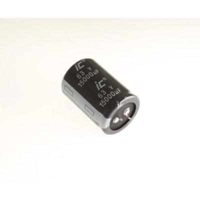 15000uF 63V Electrolytic Capacitor