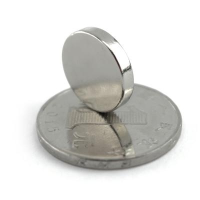 15mm x 3mm (15x3 mm) Neodymium Disc Strong Magnet