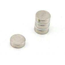 15mm x 6mm (15x6 mm) Neodymium Disc Strong Magnet