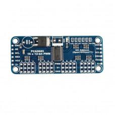 16-Channel 12-bit PWM/Servo Driver - I2C interface - PCA9685