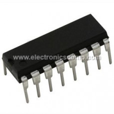 74HC174 IC - Hex D-type Flip-Flop with Reset IC (74174 IC)