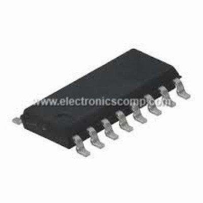 CD4017 IC - (SMD Package) - Decade Counter IC