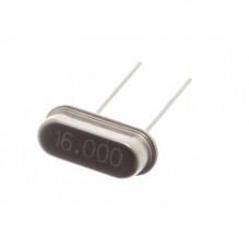 16Mhz Crystal Oscillator HC49/US Package
