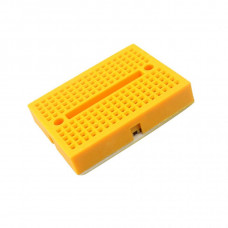 170 Points Mini Breadboard SYB-170 Yellow