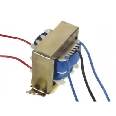 18-0-18 18V 500mA Center Tapped Step Down Transformer