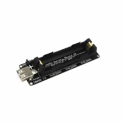 18650 Battery Holder/Development Board Compatible With Raspberry Pi3B/3B+