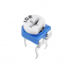 1K ohm Variable Resistor - Trimpot (RM065 Package) - 2 Pieces pack