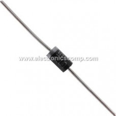 1N5408 - 1000V 3A Rectifier Diode - 2 pieces pack