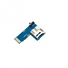 2-IN-1 Raspberry Pi Dual TF / SD Card Switcher Adapter