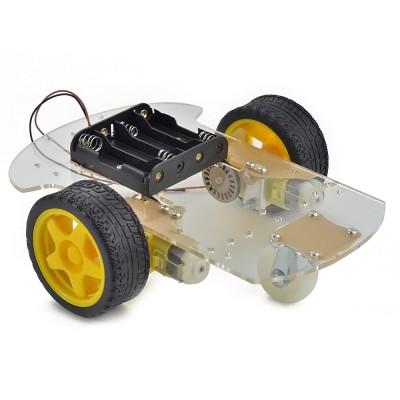 2 Wheel Smart Car Robot Chassis Kit
