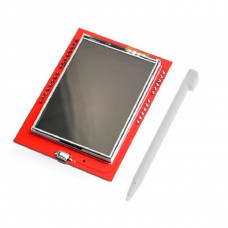 2.4 Inch Touch Screen TFT Display Shield for Arduino UNO Mega