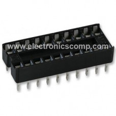 20 Pin IC Base (DIP) - 2 Pieces Pack