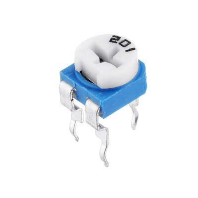 200 ohm Variable Resistor - Trimpot (RM065 Package) - 2 Pieces pack