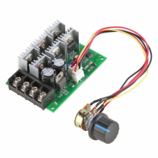 2000W PWM Motor Speed Controller With Potentiometer