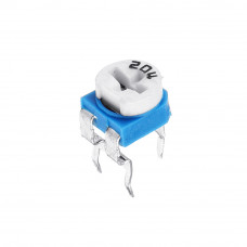 200K ohm Variable Resistor - Trimpot (RM065 Package) - 2 Pieces pack