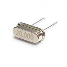 20Mhz Crystal Oscillator HC49/US Package
