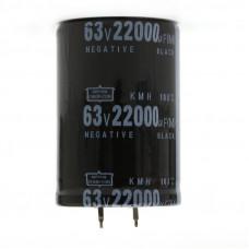 22000uF 63V Electrolytic Capacitor