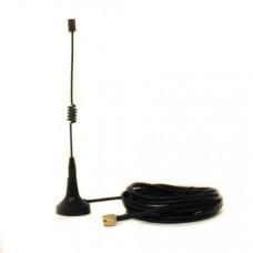 2400 - 2483 MHz 3dBi Magnetic Mount Antenna