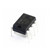 24C02 2K bit Serial I2C Bus EEPROM IC DIP-8 Package