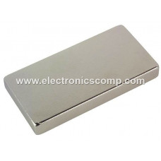 25mm x 10mm x 2mm - Neodymium Rectangular Strong Magnet