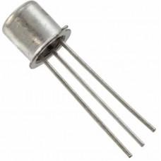 2N2222 NPN Bipolar Transistor TO-18 Metal Package