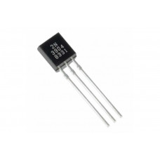 2N3904 NPN General Purpose Transistor 40V 200mA TO-92 Package - 3 Pieces Pack