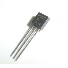 2N5484 N-Channel RF Amplifier JFET 25V 10mA TO-92 Package